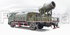 DS-80 Multi Functional Dust Suppression Truck (Dongfeng)