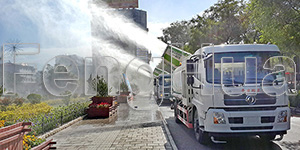 DS-80 Multi Functional Dust Suppression Truck (Qingte)