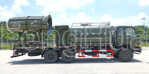 DS-100 Multi Functional Dust Suppression Truck (Dongfeng)