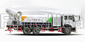 DS-100 Multi Functional Dust Suppression Truck (Sinotruk)