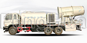 DS-120 Multi Functional Dust Suppression Truck (Dongfeng)