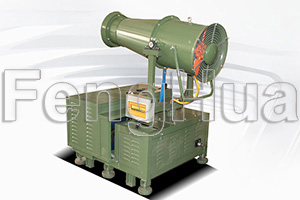 DS-30 Manual Control Sprayer with Diesel Generator Set