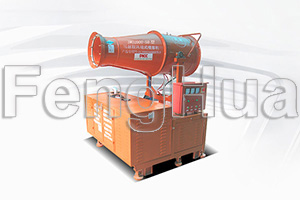 DS-50 Manual Control Sprayer with Diesel Generator Set