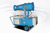 DS-30 Manual Control Sprayer with Trolley and 200L Water Tank